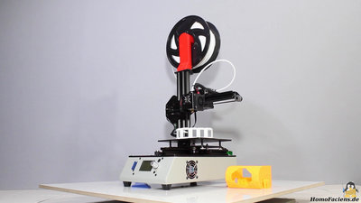Tevo-Michelangelo 3D printer