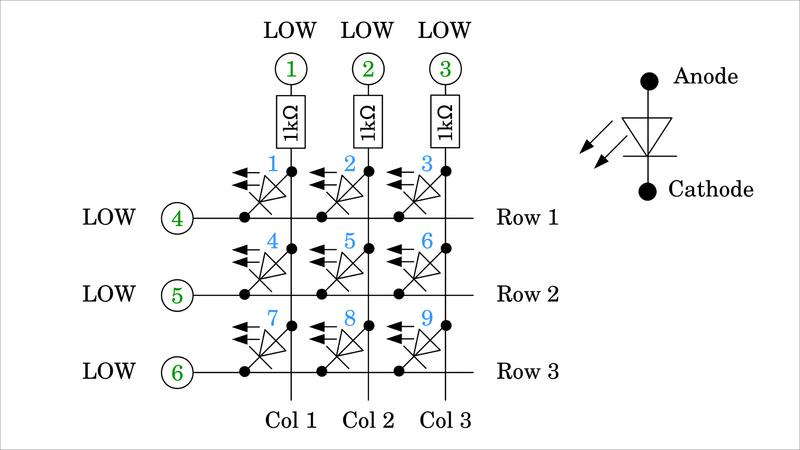PC-LED-matrix-diagram