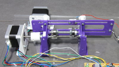 Mechanics plasma printer