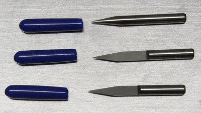 cutting tools of the engraver