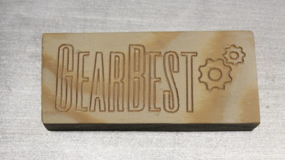 Engraving wood