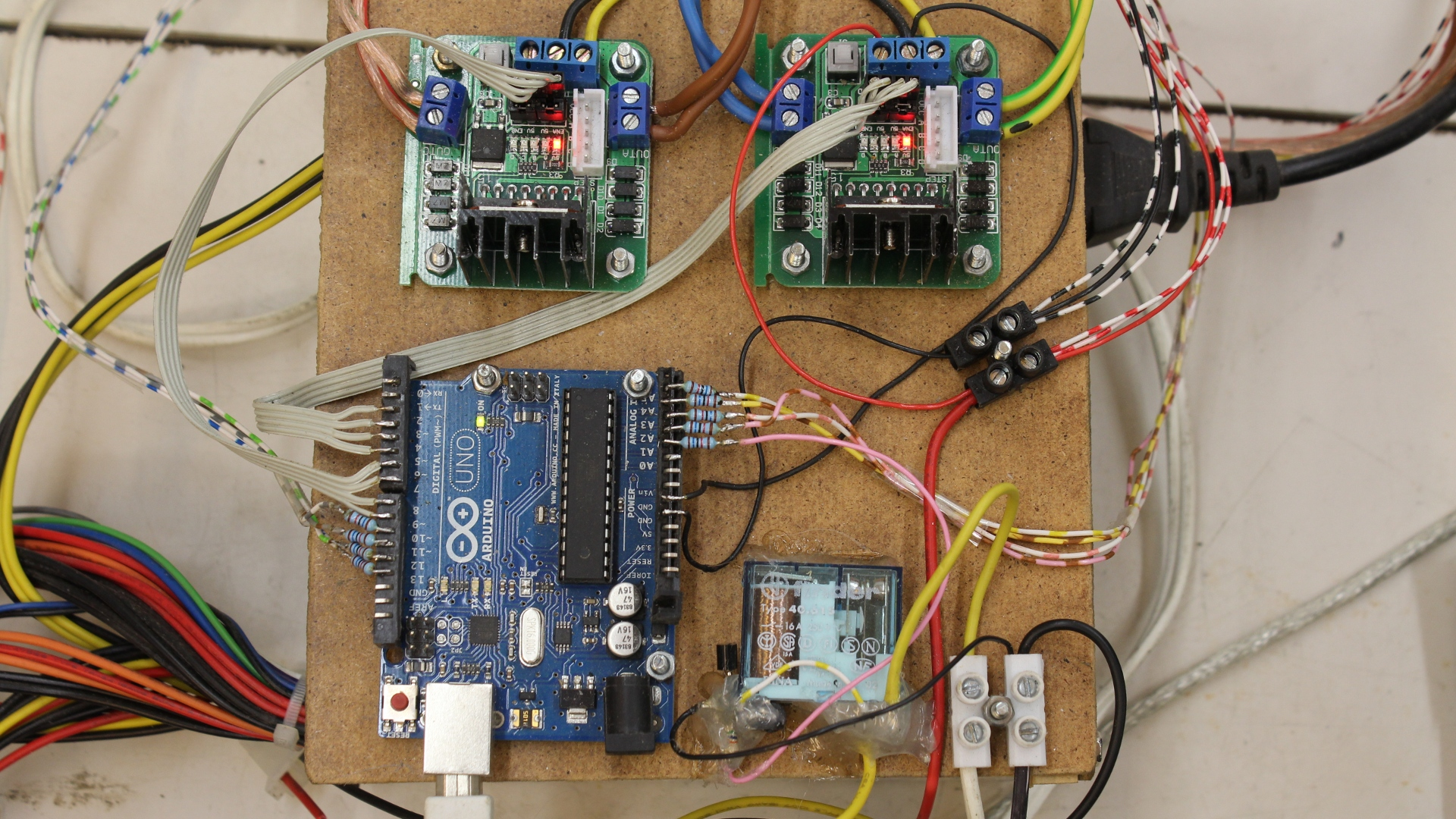limit switch wiring diagram to arduino with Cnc V2 036 on Inventor Kodjo Afate Gnikou Makes 3d Printer From E Waste as well Wiring Harness For Circuit Board furthermore Cncs further Sending Hex Codes Arduino Nano additionally Watch.