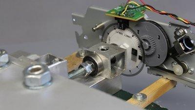 Cnc v3 1 printer homofaciens for Print head stepper motor