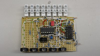 Test board function generator