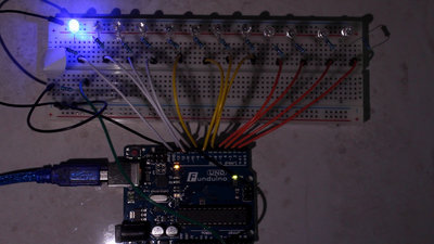 Microcontroller starter kit light sensor