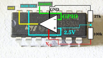 Power transistor H bridge