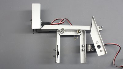 Mechanics robotic arm v0.1
